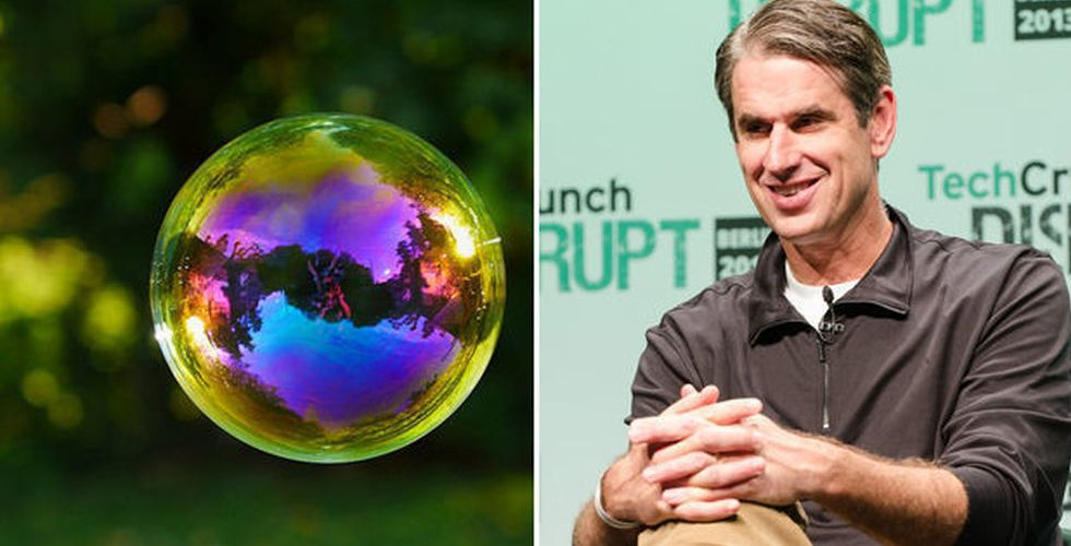 Breakit - Stjärninvesteraren Bill Gurley varnar för techbubbla