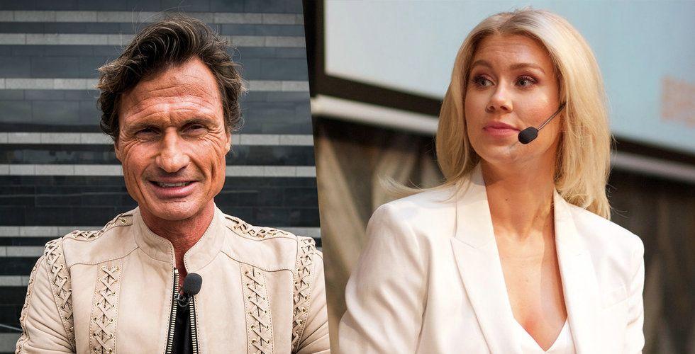 Petter Stordalen och Isabella Löwengrip har en affär på gång