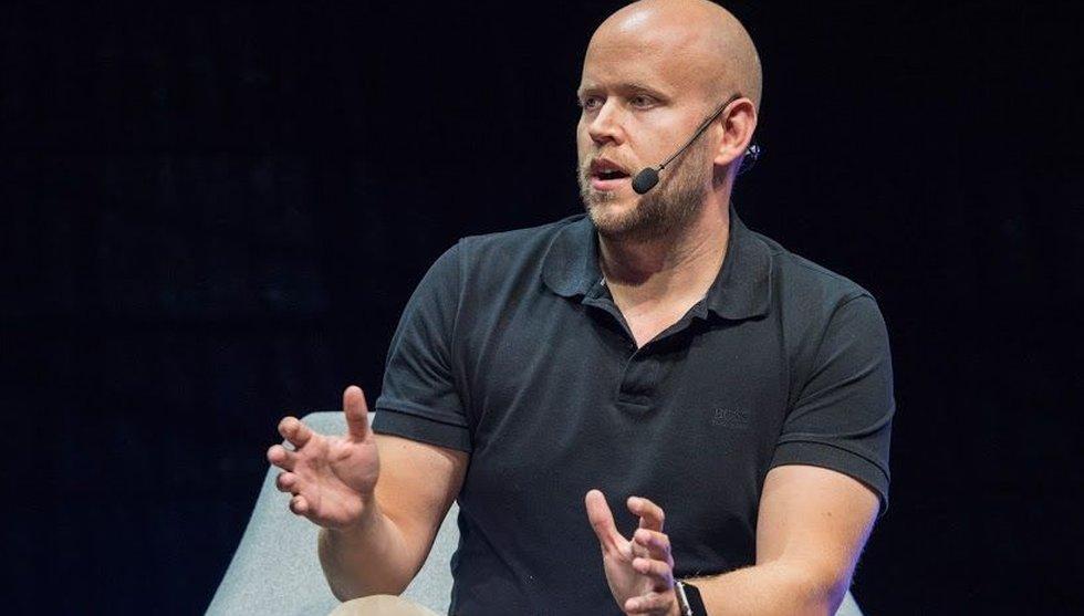 Uppgifter: Spotify backar från ett köp av giganten Soundcloud