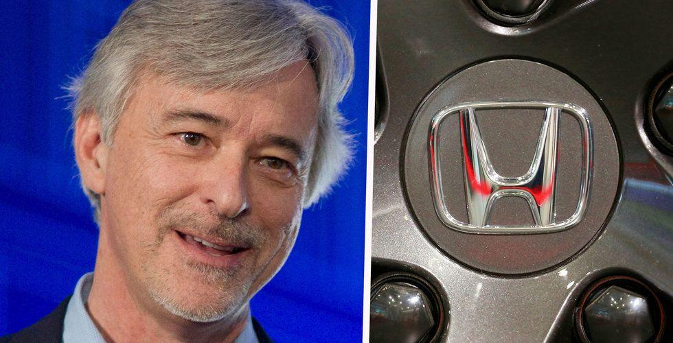 Waymo på väg att teckna avtal med Honda – ska leverera självkörande bilar