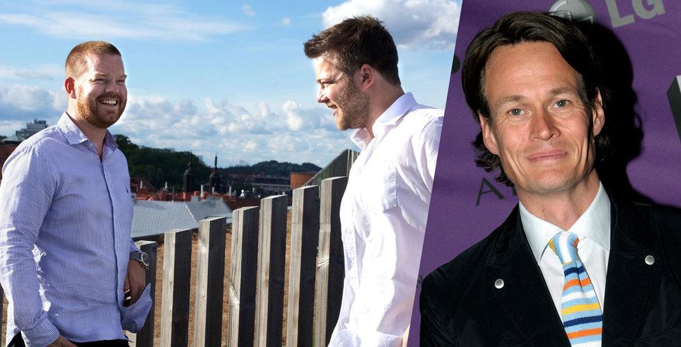 Förre Mr Green-vd:n Jesper Kärrbrink blir ny ordförande i Internet Vikings