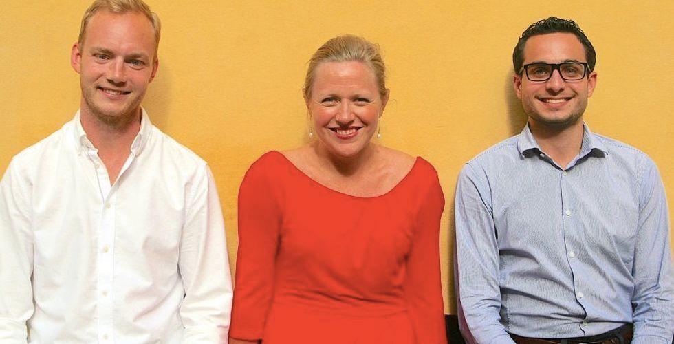 Boom för startup bakom digitala läroböcker - femdubblar säljet