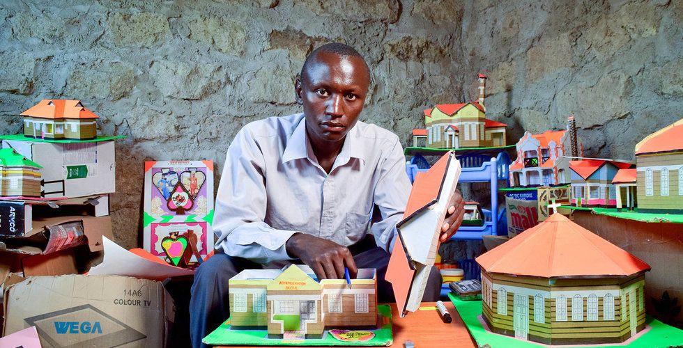 Nu kan Patrick försörja familjen med sitt företag – så kan du hjälpa fler i jul