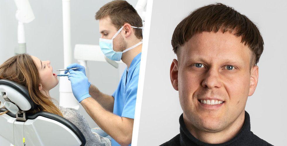 Dentech ska digitalisera tandläkarna – backas av Novax