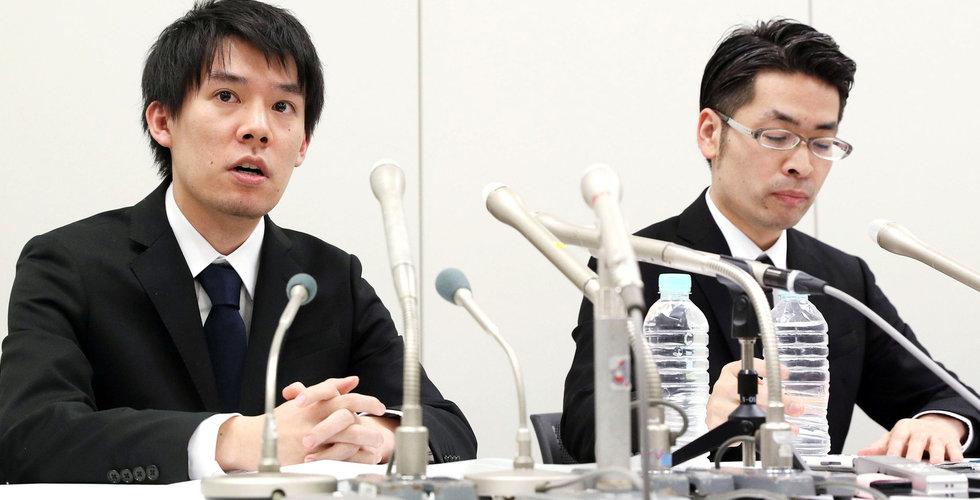 Breakit - Japanska regulatorer har genomfört en räd mot Coincheck
