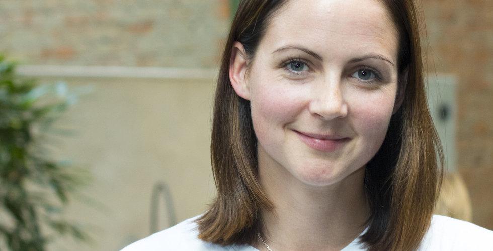 Lämnade Klarna för Norrsken – nu är Louise Samet affärsängel på heltid