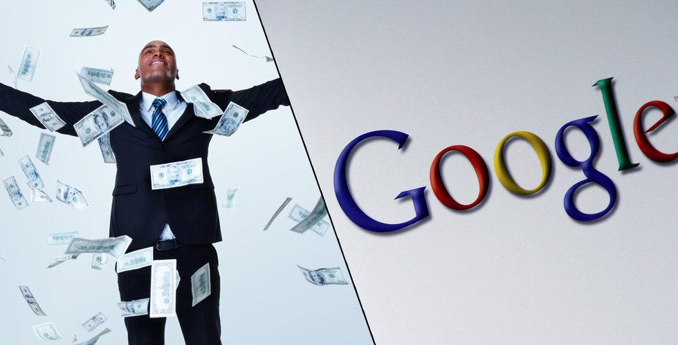 Breakit - Dokument avslöjar: Så hög lön får svenskarna som jobbar på Google