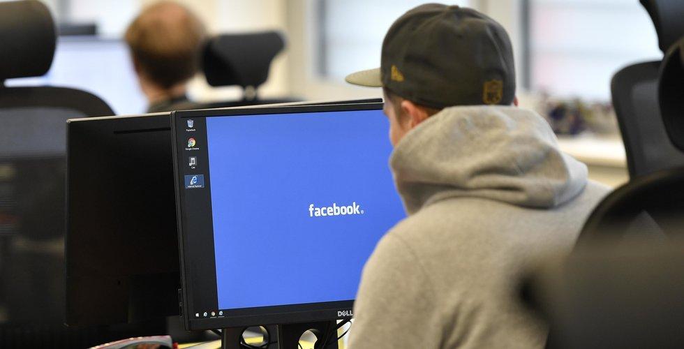 Breakit - Facebook spårade icke-användare – riskerar böter