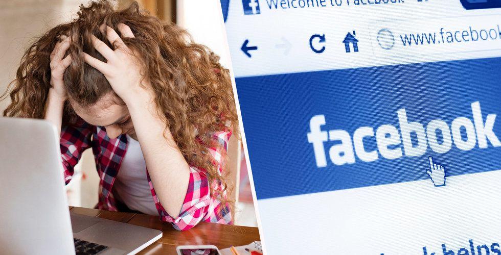 Beskedet från Facebook – här är allt som hackarna kom över