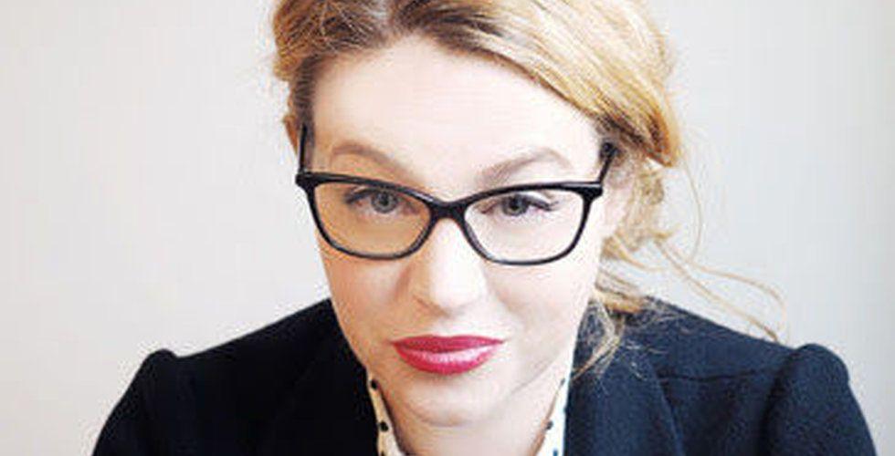 Breakit - Isobel Hadley-Kamptz blir ny ordförande i Dataföreningen