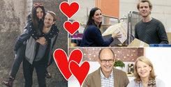 3 startupgrundare: Så får vi både kärleken och affärerna att frodas