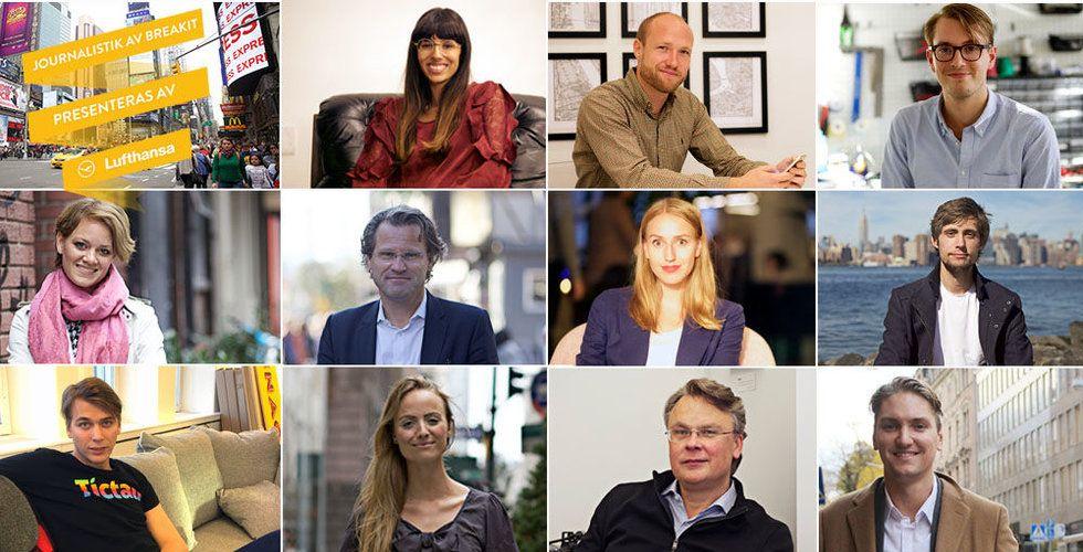 Svenskar i New York – här är 17 namn du ska lägga på minnet