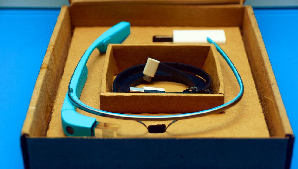 Nya Google Glass lever och lanseras snart
