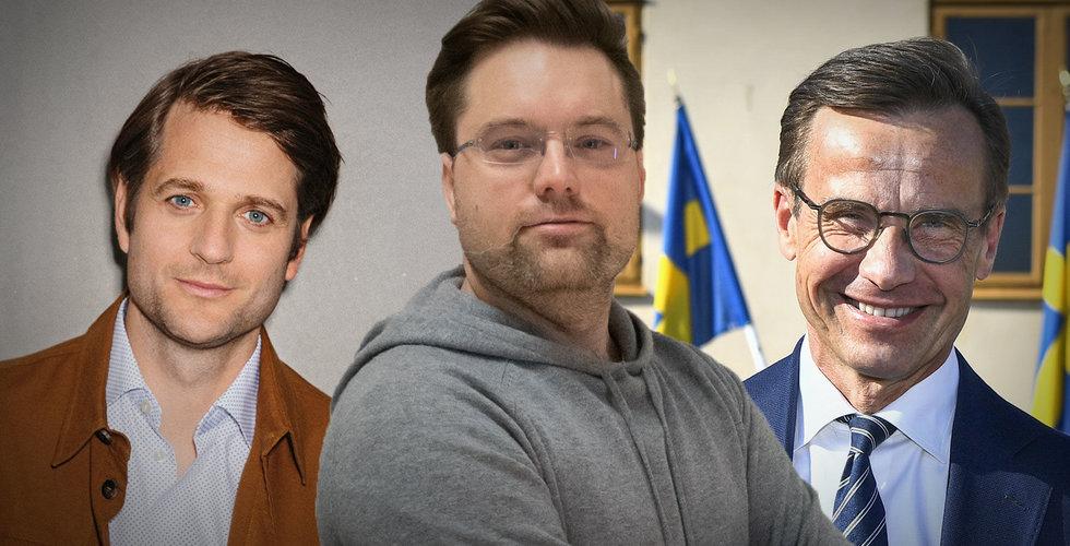 """Klarnas presschef Niklas Gillström går till Moderaterna: """"Direkt in i hetluften"""""""