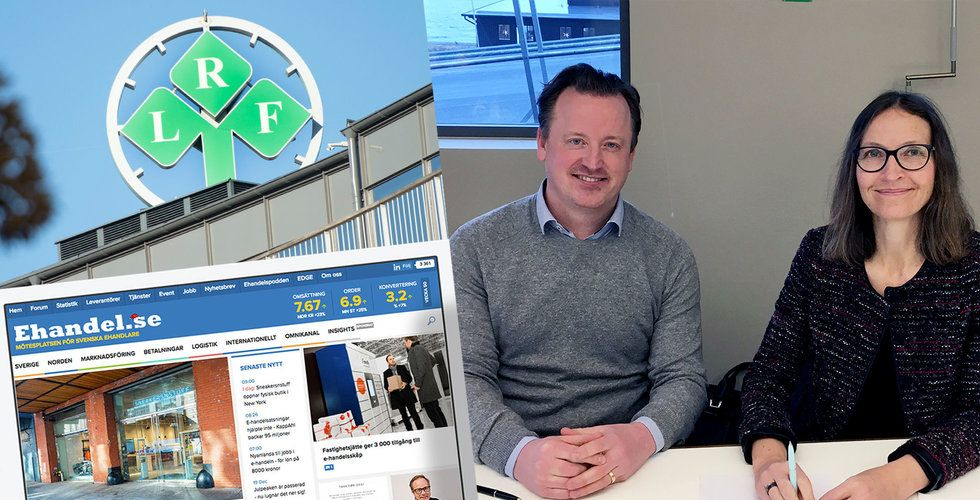Ehandel.se köps upp – av böndernas mediebolag LRF Media