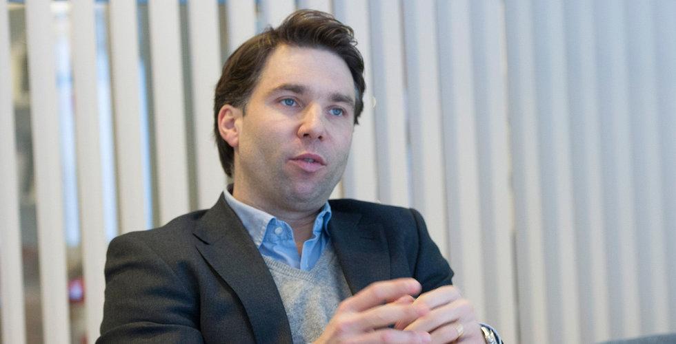 "Andreas Bernström om jobbet på Kinnevik: ""Jag kommer in med operationell erfarenhet"""