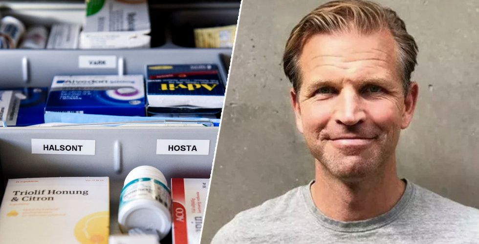 """Apoteksutmanaren Meds vinner mark – """"Finns såklart aptit för att växa ännu starkare"""""""
