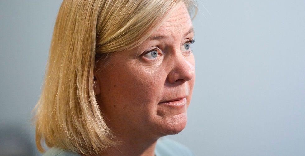 Breakit - Magdalena Andersson körs över – så ska EU trycka till Google