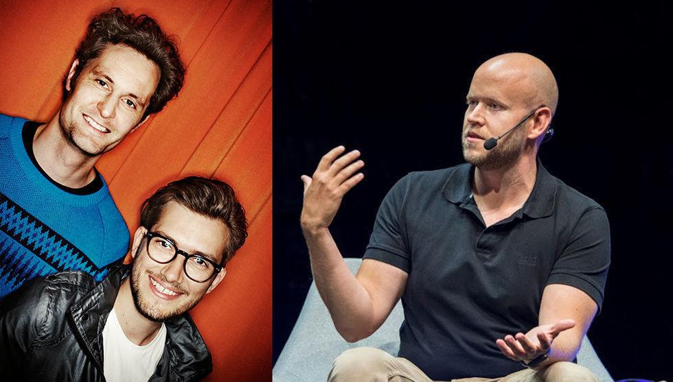 Breakit - Spotify vill köpa Soundcloud - svenska musikjättarna förhandlar