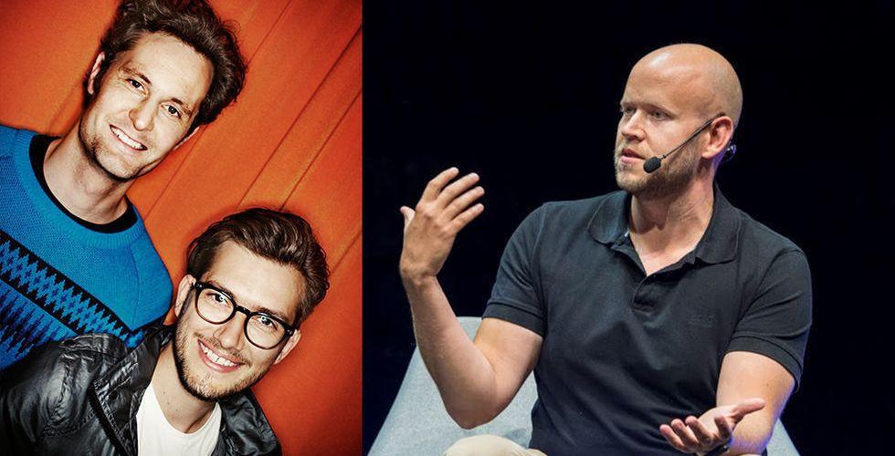 Spotify vill köpa Soundcloud - svenska musikjättarna förhandlar