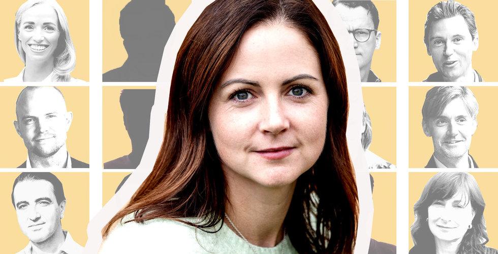 """Stjärninvesteraren Louise Samet om fintechbranschen: """"Har ofta varit enda kvinnan i rummet"""""""