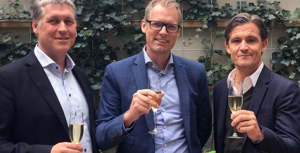 Säljstödsbolaget Lundalogik slukar Göteborgs-startupen Netoptions