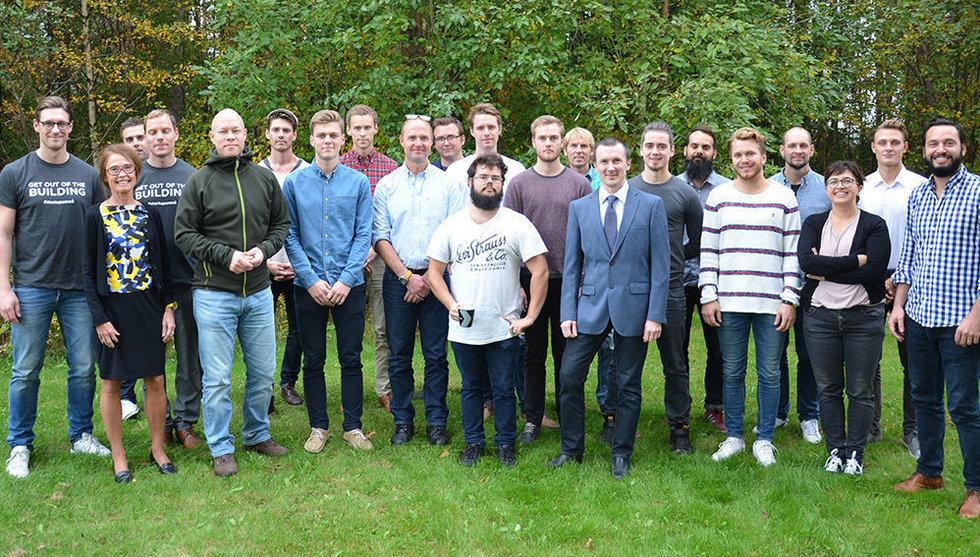 Breakit - Här är 14 unga bolag som ska sätta Umeå på startupkartan