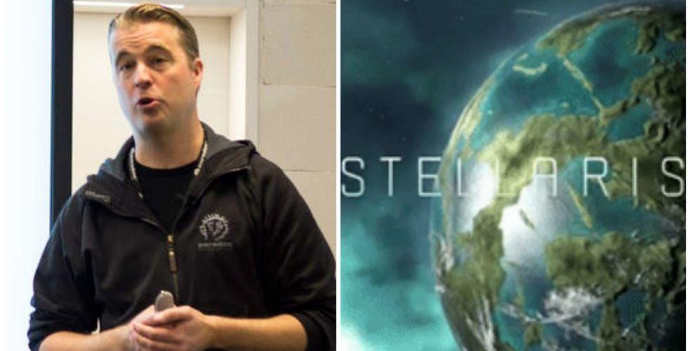 Försäljningsrekord för Paradox med nya rymdspelet Stellaris