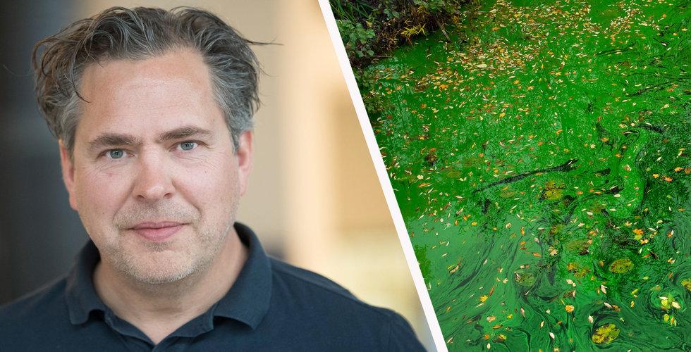 Apotea-grundaren Pär Svärdsons nya satsning – ska rädda Östersjön