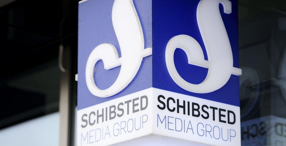 Sega siffror för Schibsted – fortsätter skylla på Servicefinder