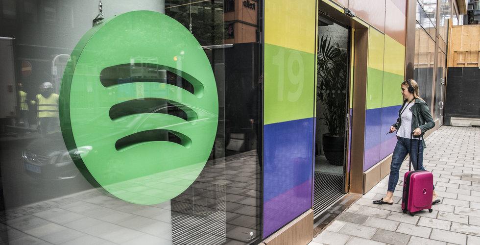 Spotifys annonschef slutar