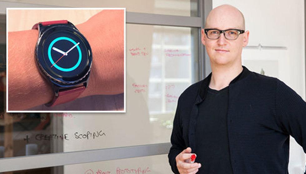 Breakit - Malmöföretag har hjälpt Samsung att designa sin nya smartklocka