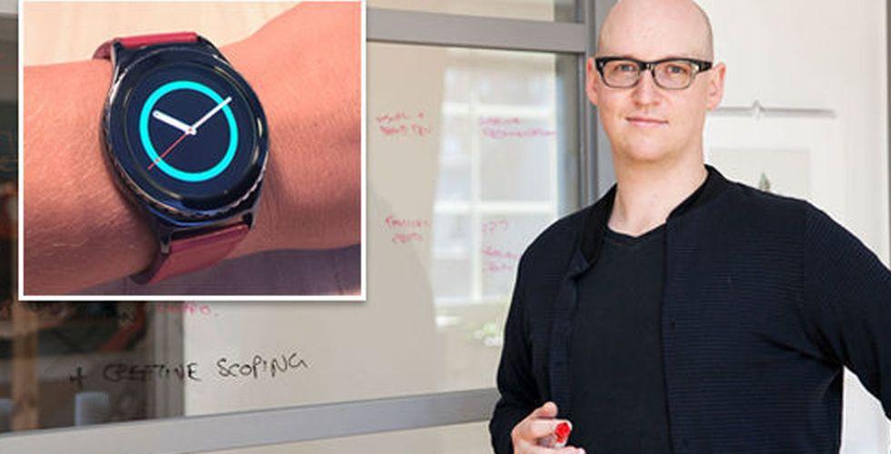 Malmöföretag har hjälpt Samsung att designa sin nya smartklocka