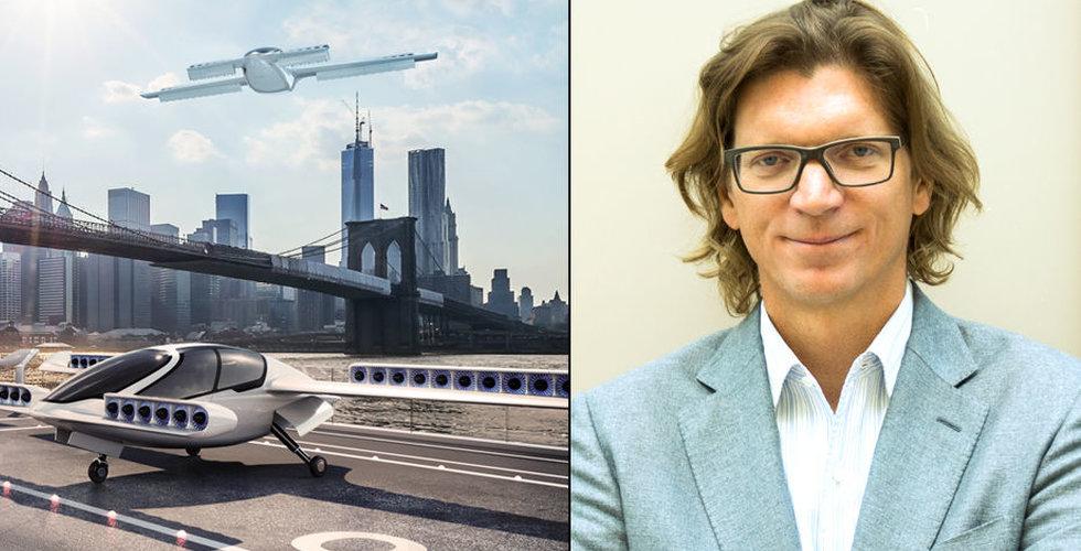 Lilium tar in 700 miljoner kronor för att få dig att flyga