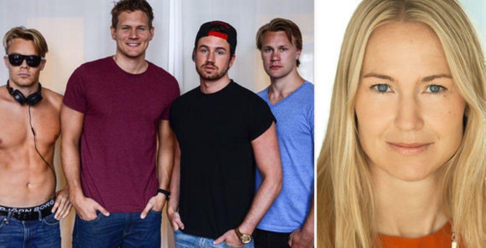 TV4 värvar Youtube-fenomenet De Vet Du till nytt talangnätverk
