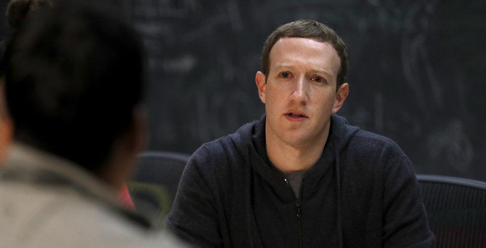 Breakit - Valpåverkan via sociala medier blir avgörande fråga för Facebook