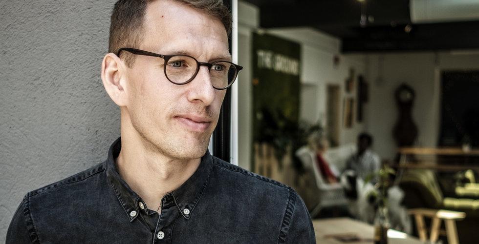 Techprofilen Hampus Jakobsson blir hedersdoktor vid Malmö universitet