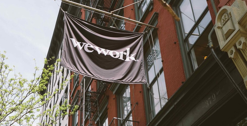 Wework stäms av tidigare anställd för sexuella trakasserier