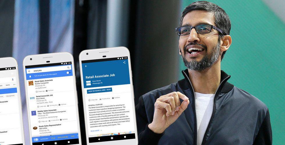 Här är Googles nya sökoffensiv – ska hitta ditt nästa drömjobb