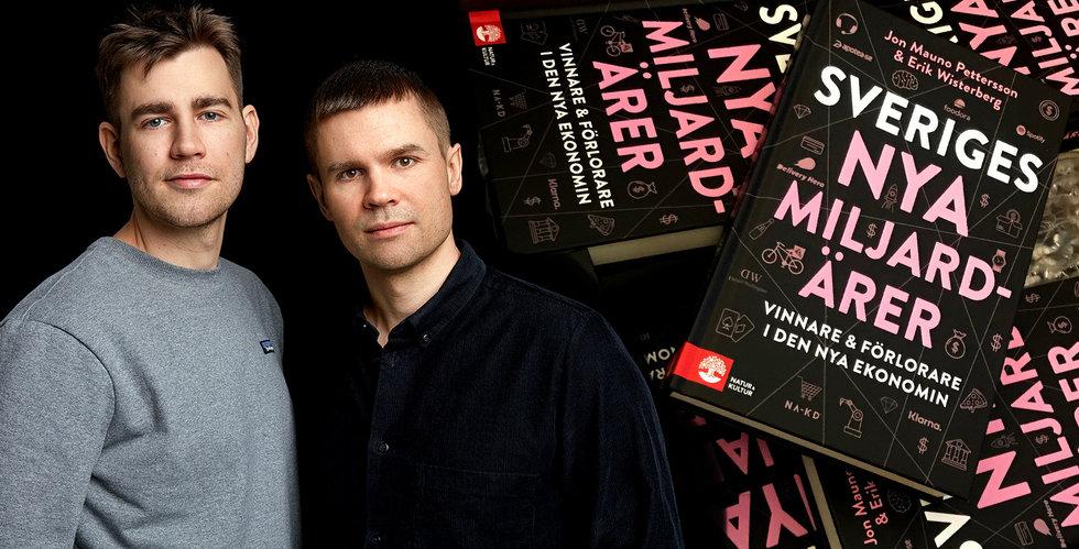 """Ny bok avslöjar hemligheterna om Sveriges nya miljardärer: """"Unik inblick"""""""