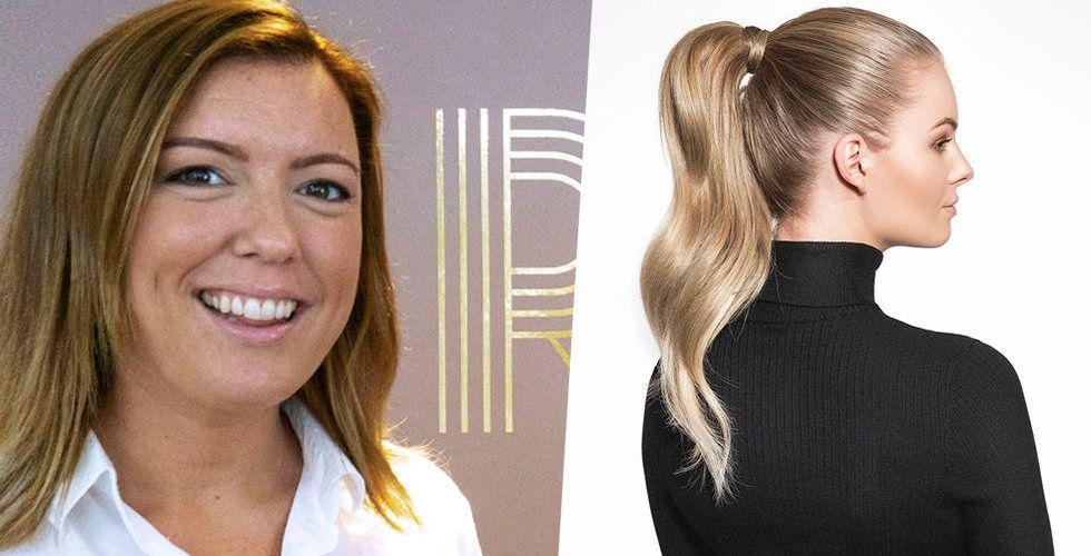 Hon blir försäljningsdirektör på Rapunzel of Sweden