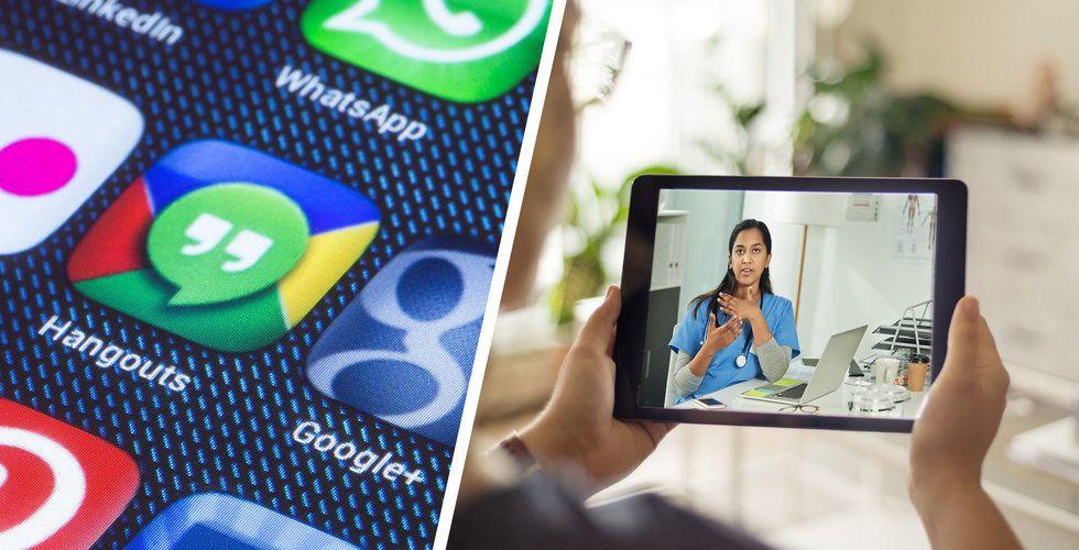 Användare lade ned över 100 miljarder dollar på appar under 2020