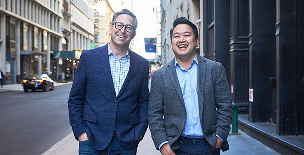 Foursquare förvärvar Snap-företag