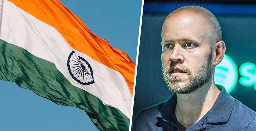 Streaming rusar i Indien – Spotify långt efter jättarna