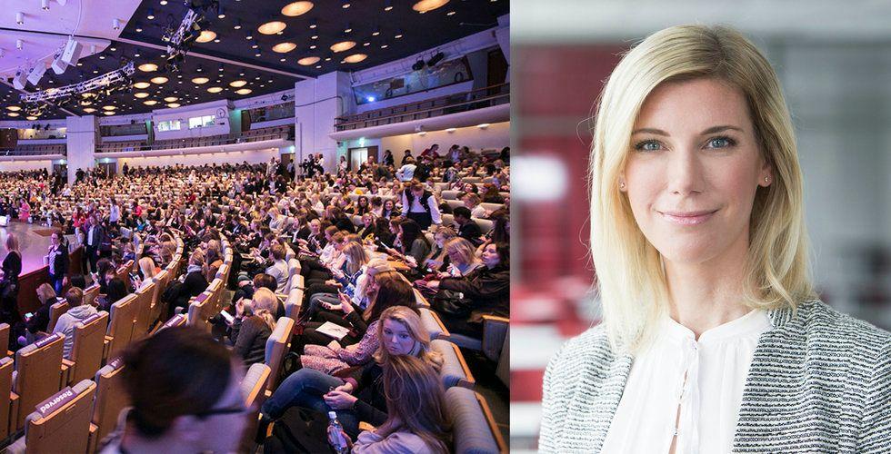 Breakit - Nytt rekord för eventet Women in tech – sålde slut på 7 minuter