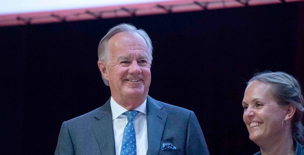 Stefan Persson storköper i H&M