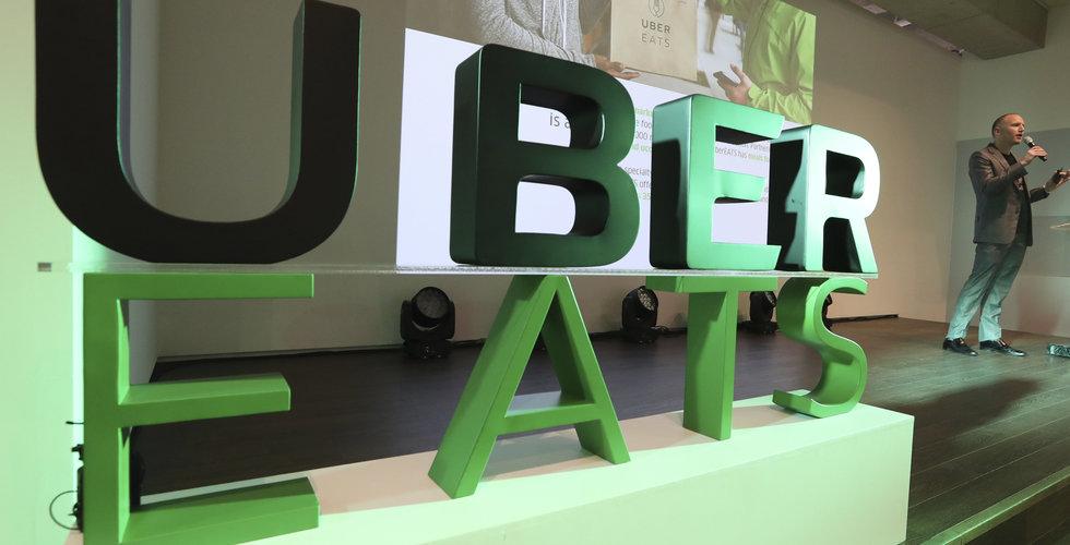 Uber Eats drar sig ur Sydkorea
