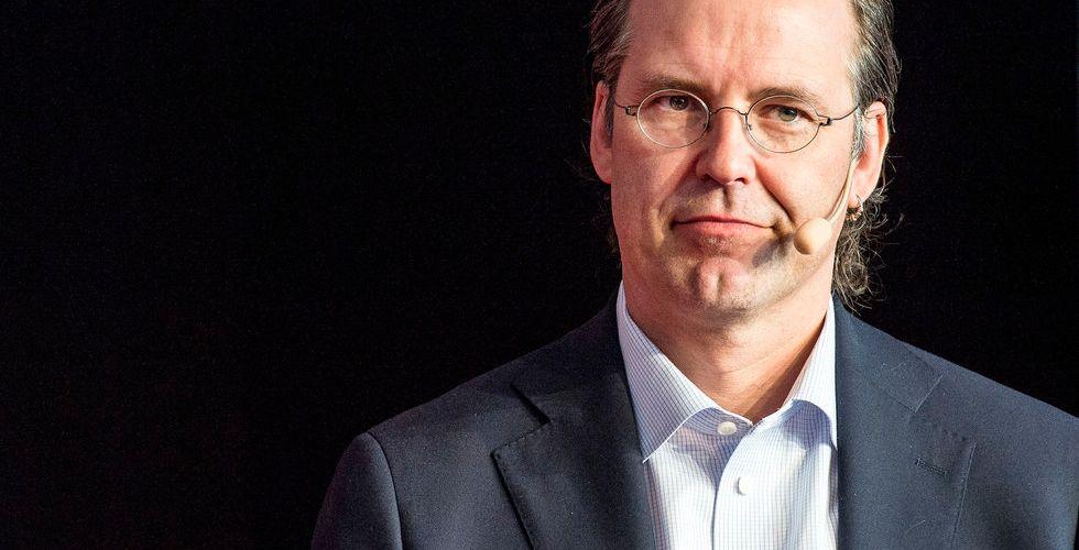 """Breakit - Borg uppmanar bankerna att investera i tech: """"Spray and pray"""""""