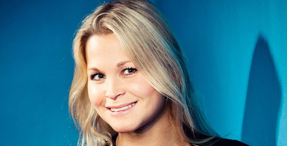 Anna Stenberg sätter rätt kvinna på rätt plats – och investerar vinsten i startups