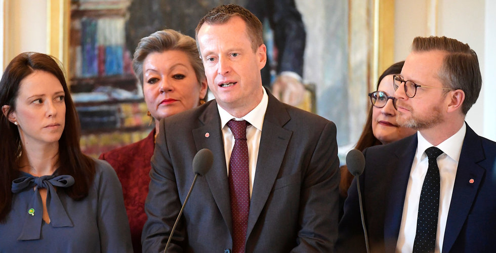 Anders Ygeman ny digitaliseringsminister – har en bakgrund som hackare